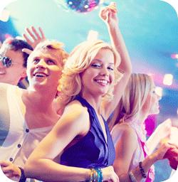 Организация вечеринок знакомств